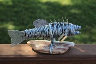 Fish Sculpture 045