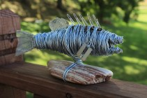 Fish Sculpture 057