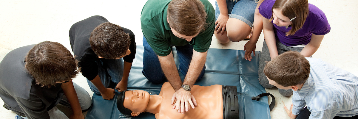 CPDG First Aid CPD course