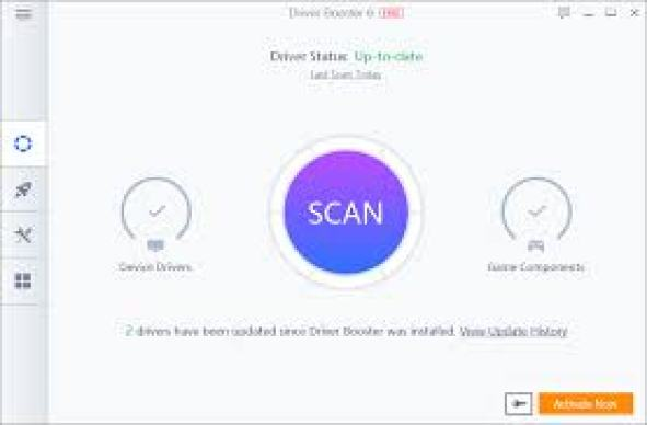 Driver Booster 6.5.0 Crack