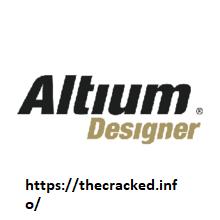 Altium Designer 20.1.8 Crack