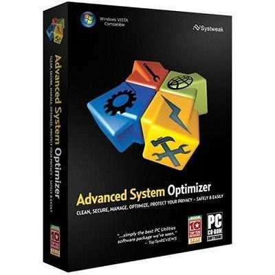 Advanced System Optimizer 3.5 Crack With Keygen