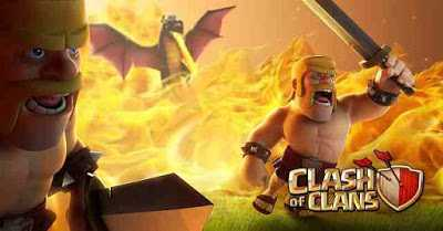 Clash of Clans Crack Hack With Activation Code [Latest]