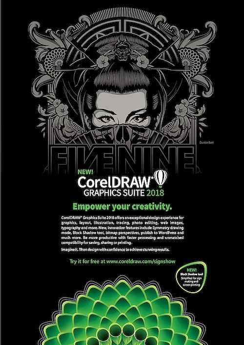 CorelDRAW 2018 Crack Plus Keygen Free Download