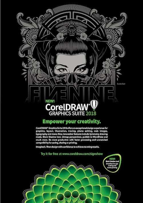 CorelDRAW 2018 Crack Plus Keygen Free Download