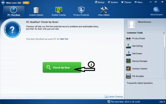 Wise Care 365 Pro Crack With License Key (2020)
