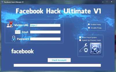 Facebook Hacker Pro 6.2