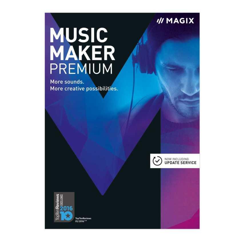 Magix Music Maker 2017