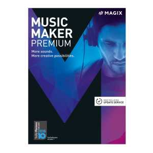 Magix Music Maker 2021 Crack + Serial Number [Latest]