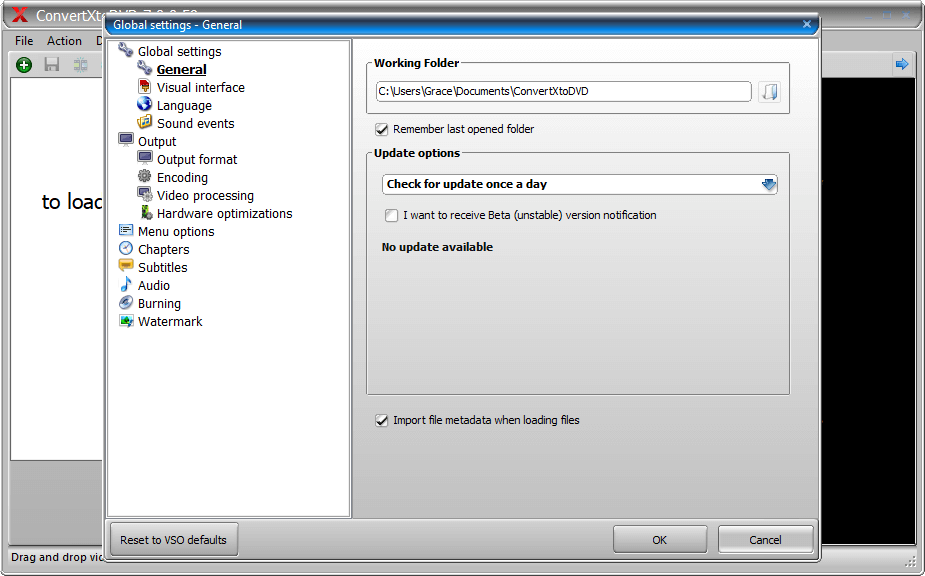 VSO ConvertXtoDVD 7.0.0.69 Crack With Serial Key Free 2020