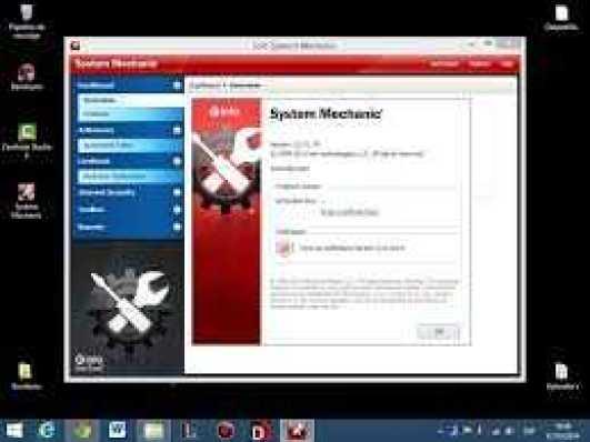 System Mechanic 17 Crack + License Key Free Download