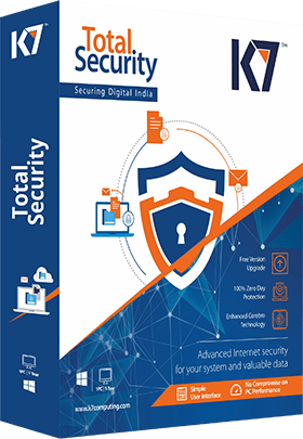 K7 Total Security 2018 Crack + Serial Key Free Download