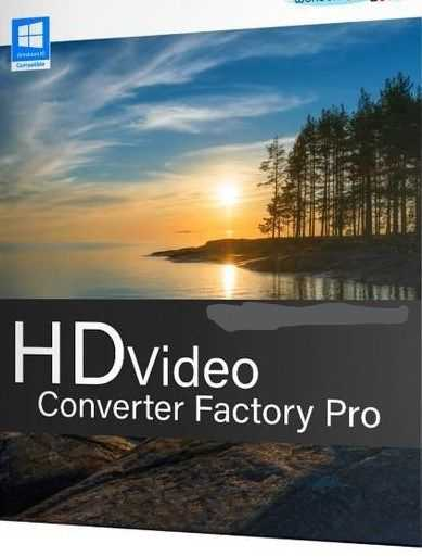HD Video Converter Factory Pro 18.9 Crack With Serial Key 2020