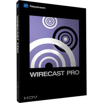 Wirecast Pro 12.2.1 Crack With Serial Key 2019 Free Download