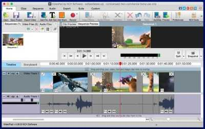 VideoPad Video Editor 7.32 Crack With Serial Key Full 2019