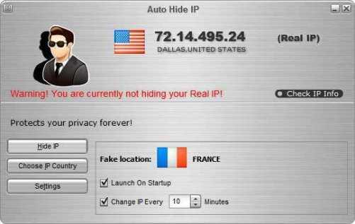 Auto Hide IP v6.5.8 Crack + License Key Free Download Latest