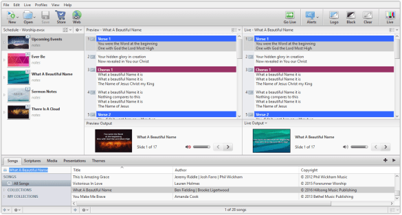 EasyWorship 7.1.4.0 Crack With Torrent Download Full 2020