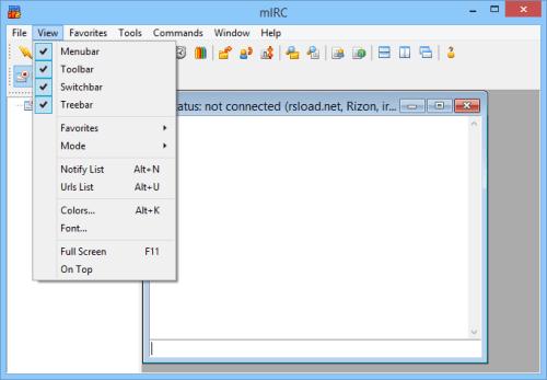 mIRC v7.52 Crack + Serial Key Full Free Download Latest