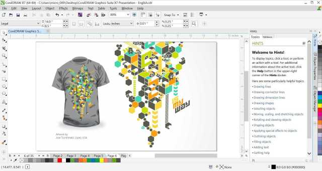 Corel Draw X7 Crack With Keygen Full Serial Number 2019