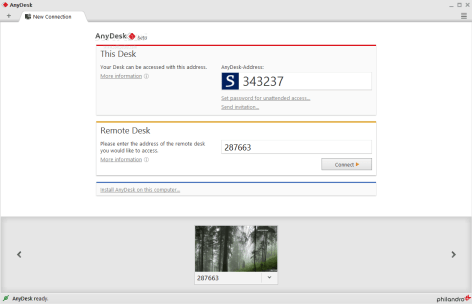 AnyDesk 5.5.3 Crack With Serial Key Free Download