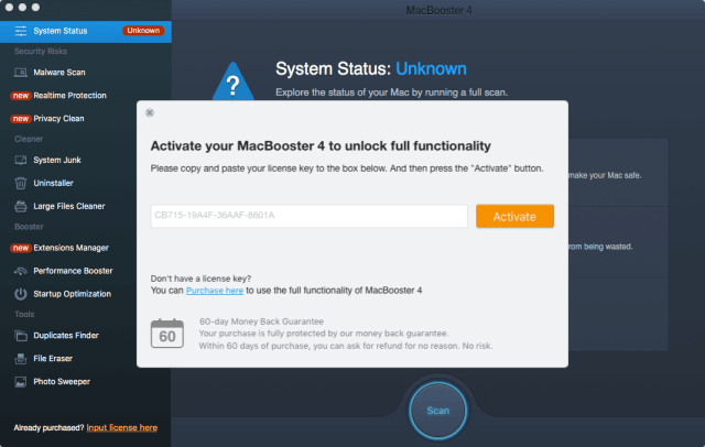 MacBooster 7.2.5 Crack With License Key 2020 Free Download