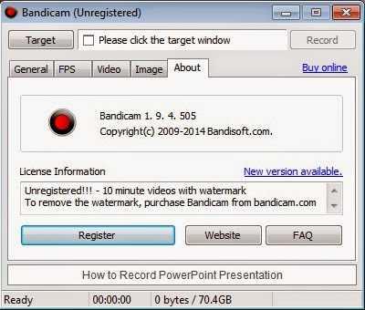 Bandicam 4.5.1 Crack With Keygen Free Download 2020