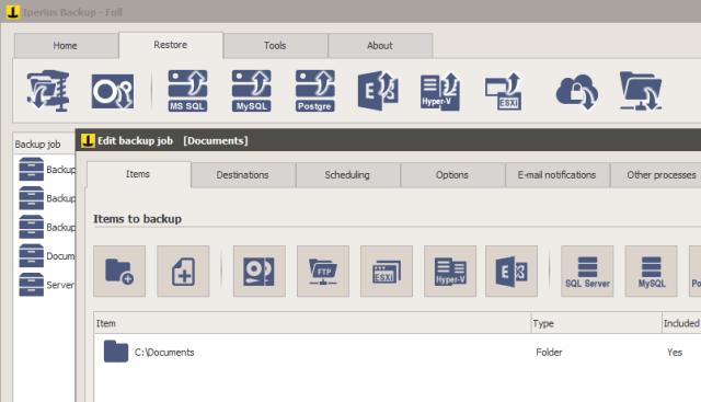 Iperius Backup 7.0.0 Crack With Serial Key Free 2020