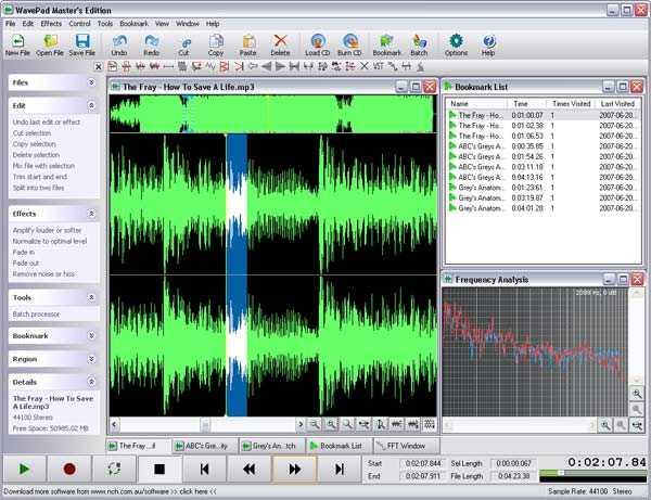 WavePad Sound Editor 10.17 Crack With Registration Code Download