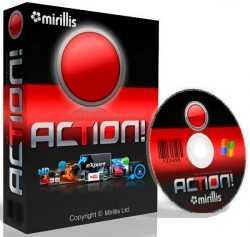 Mirillis Action Full Version Crack + Activation Key Free Download