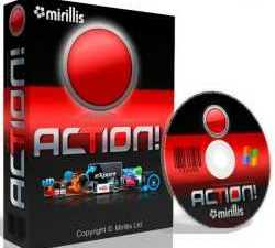 Mirillis Action Full Version Crack + Activation Key Free Download