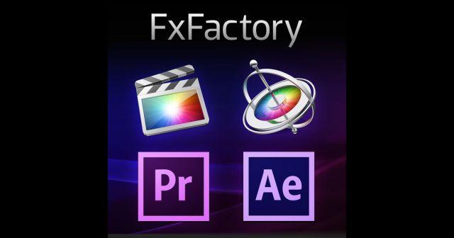 FxFactory Pro 7.1.7 Crack Full Serial Number Torrent [Win/Mac]