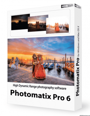 Photomatrix Pro 6 Full Version Crack + Serial Key Free Download
