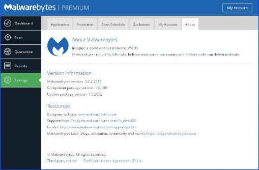 Malwarebytes Pro 2020