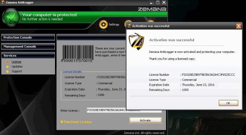 Zemana Antilogger Full Version Crack + Activation Key Free Download