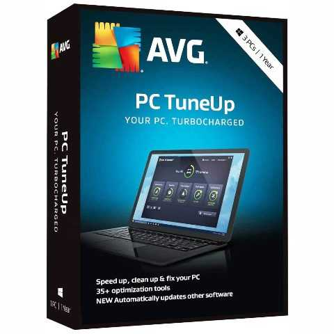 AVG PC TuneUp 2020 Crack + Product Key 100% Working Keygen