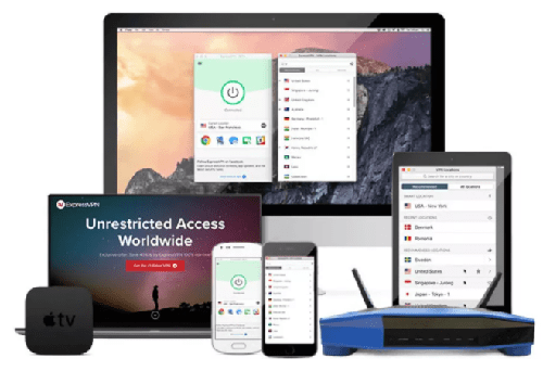 Express VPN Crack 2022