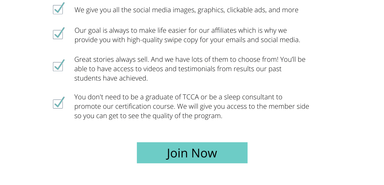 Be an affiliate for the cradle coach academy-7