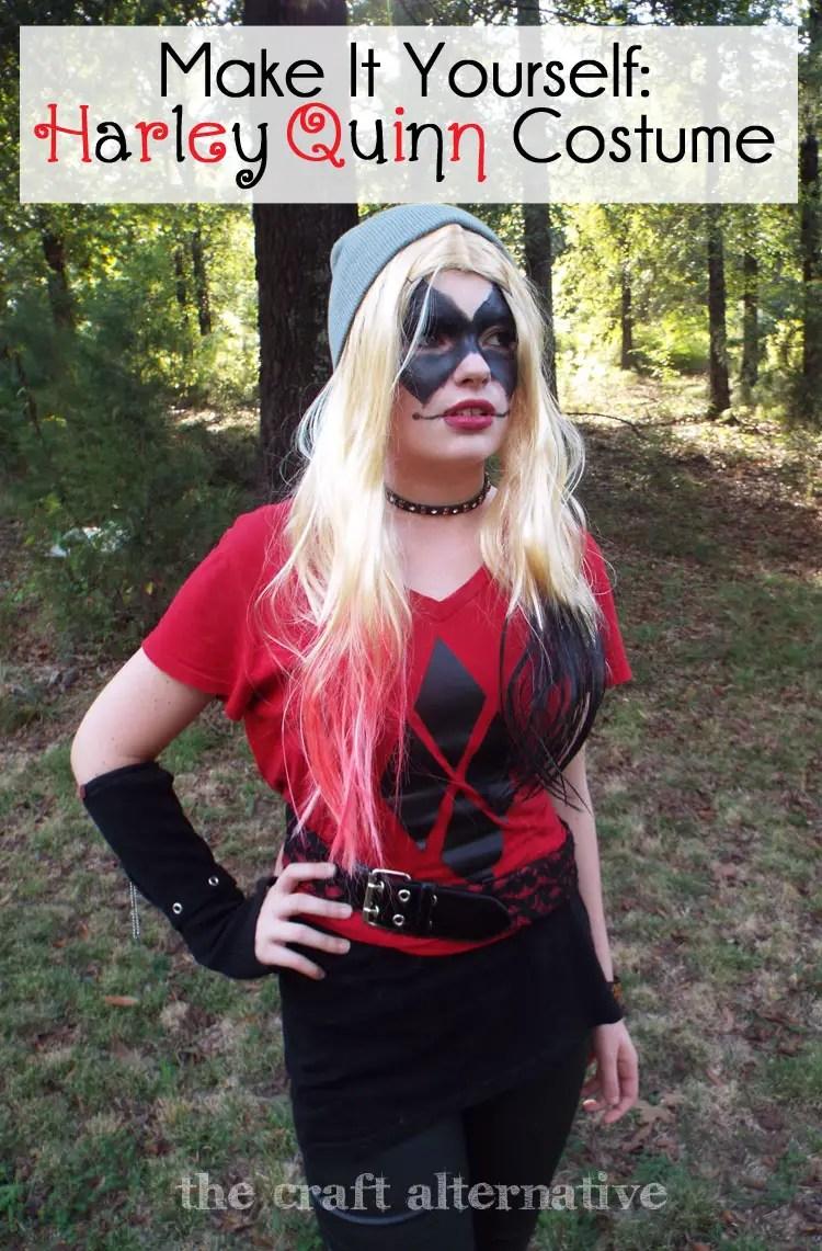 Be a super villain for halloween the craft alternative make it yourself harley quinn costume dscf2178 solutioingenieria Images