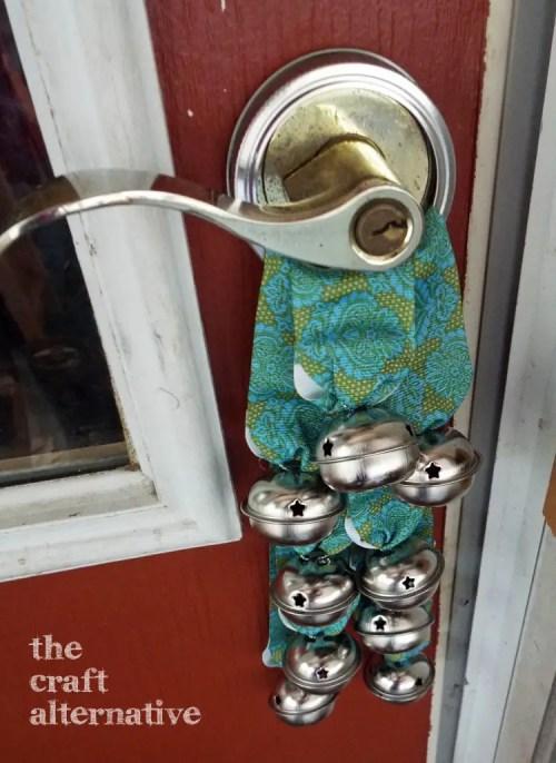 Holiday Door Bells DSCF2346