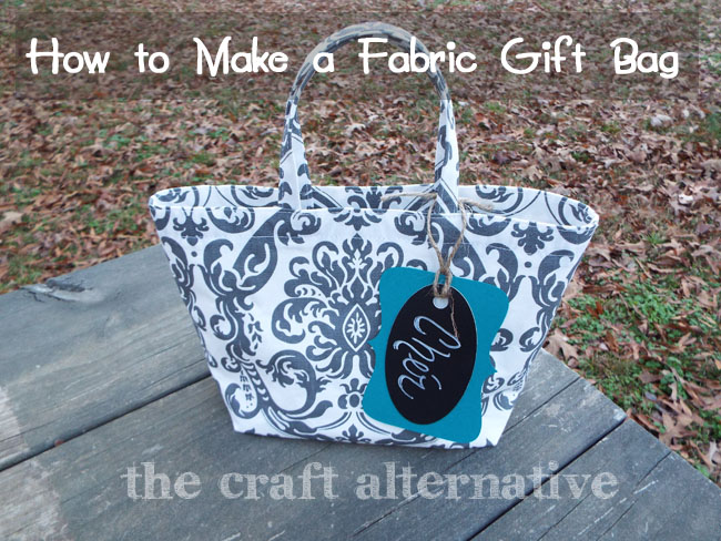 How to Make a Fabric Gift Bag_Featured