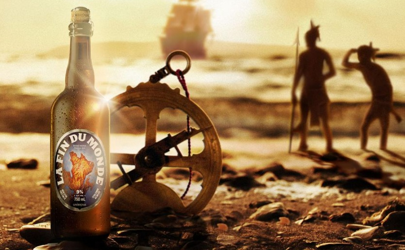 Review: La Fin du Monde by Unibroue