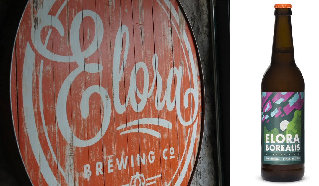 Review: Elora Borealis by Elora Brewing Co.