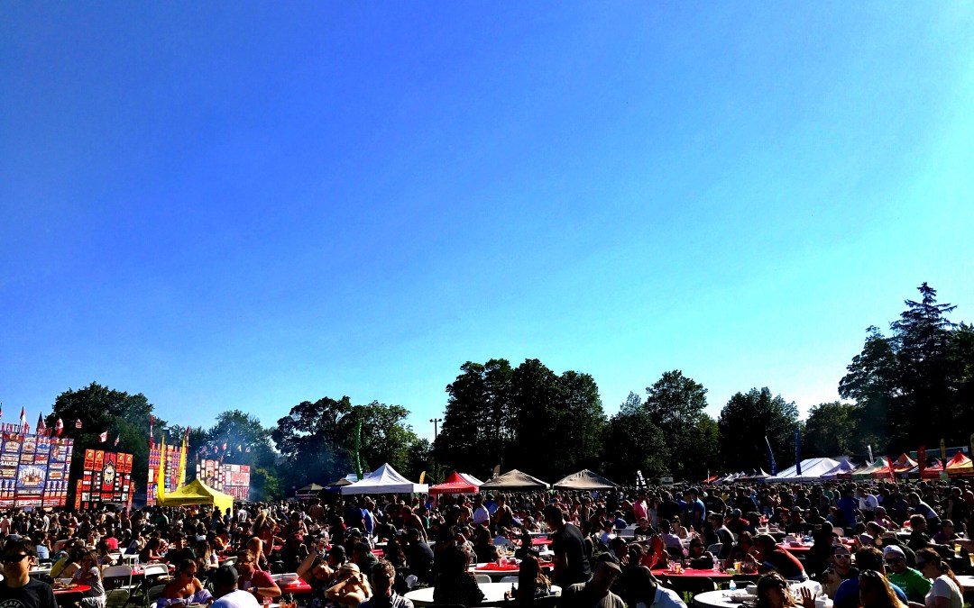 Recap: Downtown Kitchener Ribfest & Craft Beer Show 2017