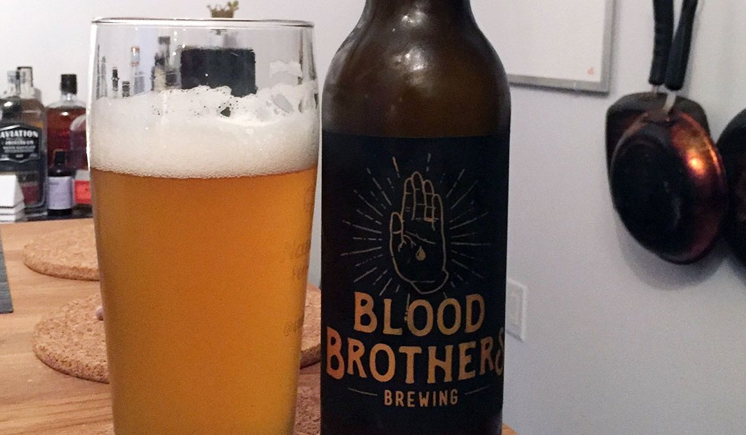 Review: OSHO by Blood Brothers Brewing