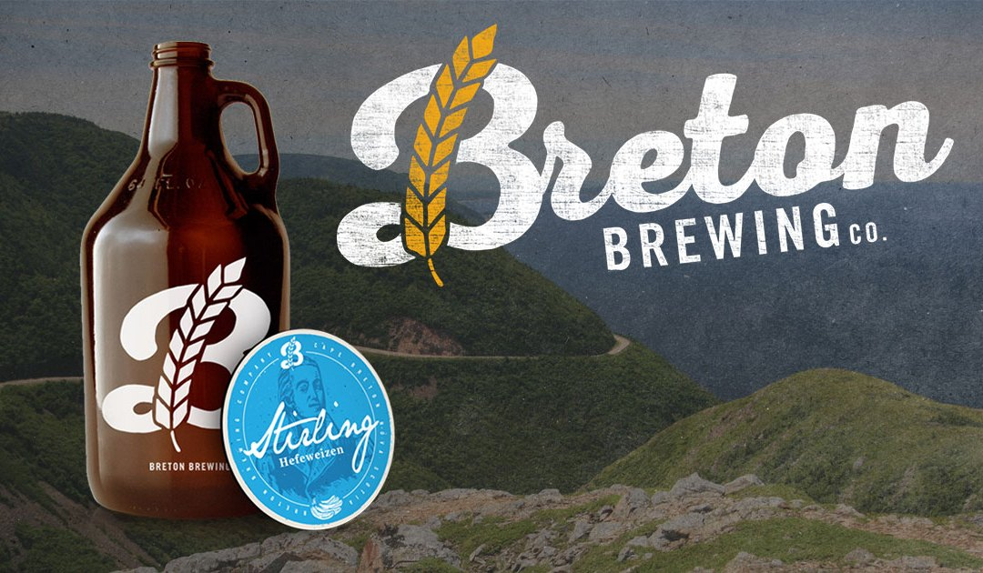 Review: Stirling Hefeweizen by Breton Brewing Co.