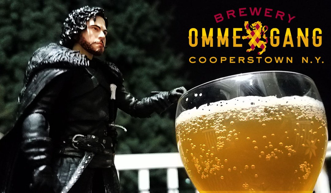 Review: Bend the Knee by Brewery Ommegang + HBO