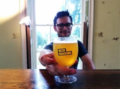 Brooklyn Brewery Beer Mansion 11