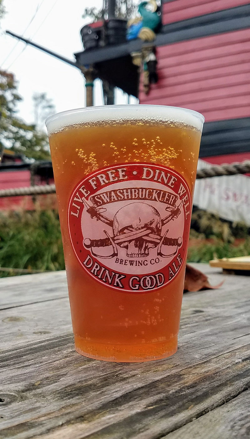 Pirate's Pale Ale is a textbook Pale Ale with an interesting coconut twist. I can definitely see myself drinking from here on out when I visit the Renne Faire. Click through for the full craft beer review.