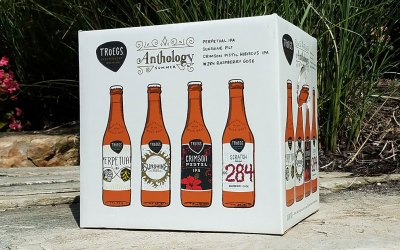 Review: Tröegs Anthology Summer Sampler