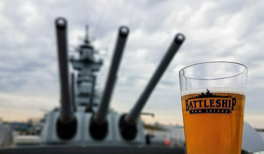 Recap: Suds & Stogies – Battleship New Jersey